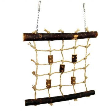 Pet Ting Rope Climbing Swing